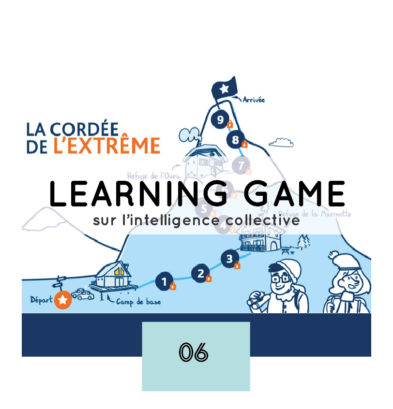 Cinaps Lab créé un learning game